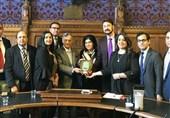 چیف جسٹس ثاقب نثار کا برطانوی پارلیمنٹ کا دورہ
