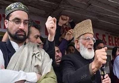 رهبر آزادی خواه کشمیری: سرکوبگری هند ادامه پیدا کند قیام مسلحانه آغاز میشود
