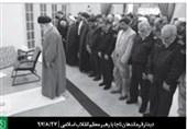 امام خامنهای: سلام مرا به خانواده شهدای ناجا برسانید