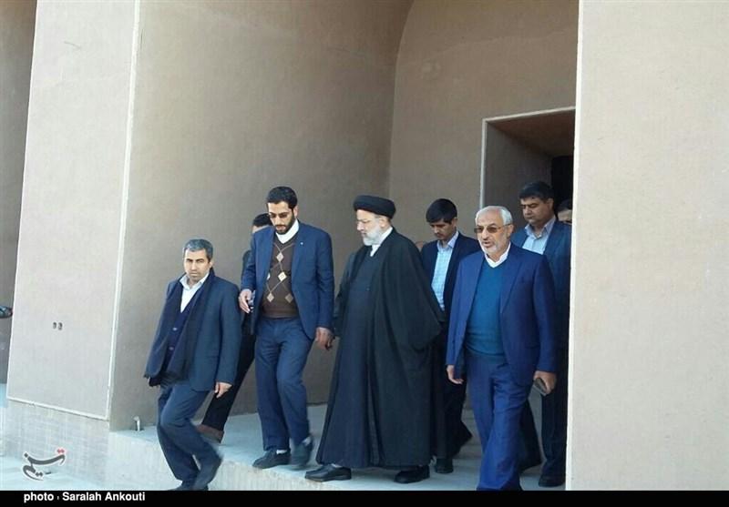 تولیت آستان قدس رضوی از مرمت باغ عمارت بیرمآباد در کرمان بازدید کرد