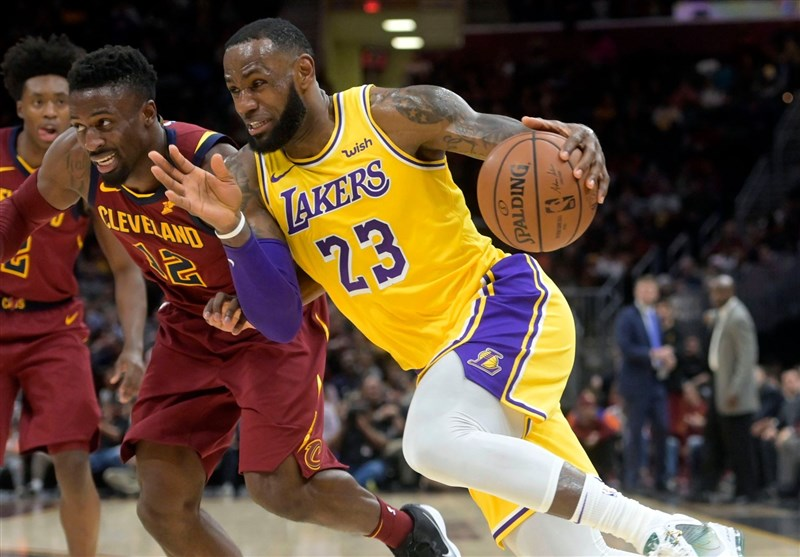 لیگ NBA ,