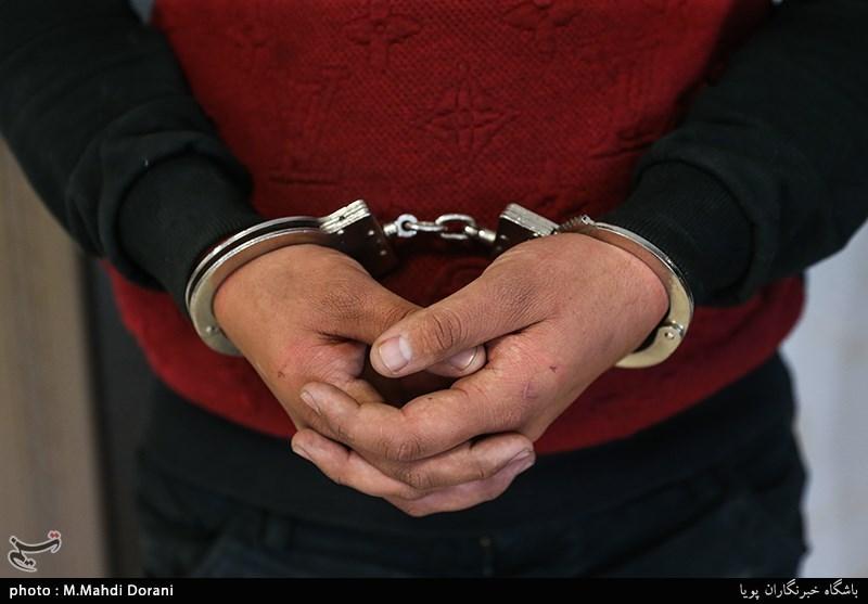 نوجوان مزاحم فضای مجازی در بندرعباس دستگیر شد