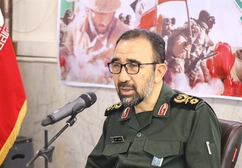 فرمانده سپاه امام رضا(ع): موضعگیریهای آمریکا ناشی از استیصال است