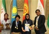عنوان سومی تیم شطرنج ایران در مسابقات غرب آسیا