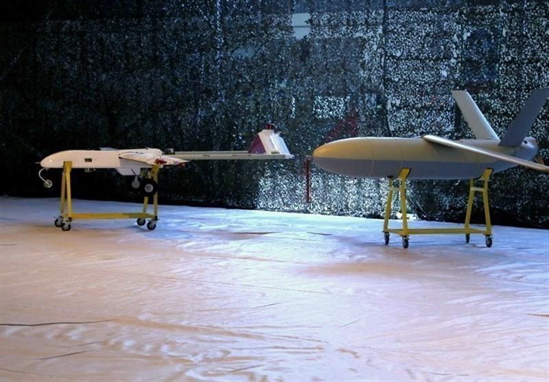 Shahed İnsansız Hava Aracının Tanıtımı Yapıldı