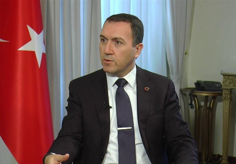 توییت سفیر ترکیه در بغداد درباره بازی تیم ملی ایران و عراق