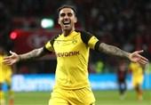 فوتبال جهان| رکوردشکنی آلکاسر در شب باخت دورتموند