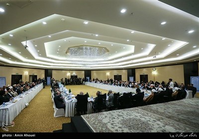 اجلاسیه نقش احزاب در کاهش اختلافات مذهبی