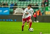اکسترا کلاسای لهستان| شکست خانگی اشلانسک در حضور 82 دقیقهای فرشاد احمدزاده