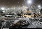 پیش بینی باران و برف 6 روزه دربرخی مناطق کشور