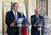 لاوروف: آمریکا داعش را همپیمانی برای تغییر نظام سوریه میداند