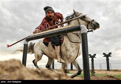 مسابقات جهانی رزم سواره - شیراز