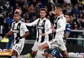 فوتبال جهان|یوونتوس با نهمین گل رونالدو دوازدهمین برد را به دست آورد