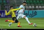 لیگ برتر فوتبال| تساوی یک نیمهای ذوبآهن و نفت مسجدسلیمان
