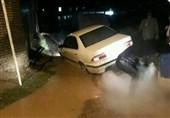 سیل و برف در 15 استان /چهار نفر در گیلان مفقود شدند