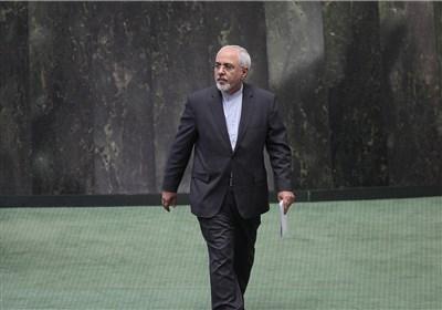 """""""ظریف"""" هفته آینده به مجلس می رود"""