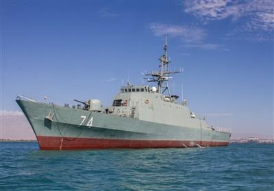 دریادار خانزادی عازم سنپترزبورگ شد/ سهند در رژه دریایی روسیه شرکت میکند