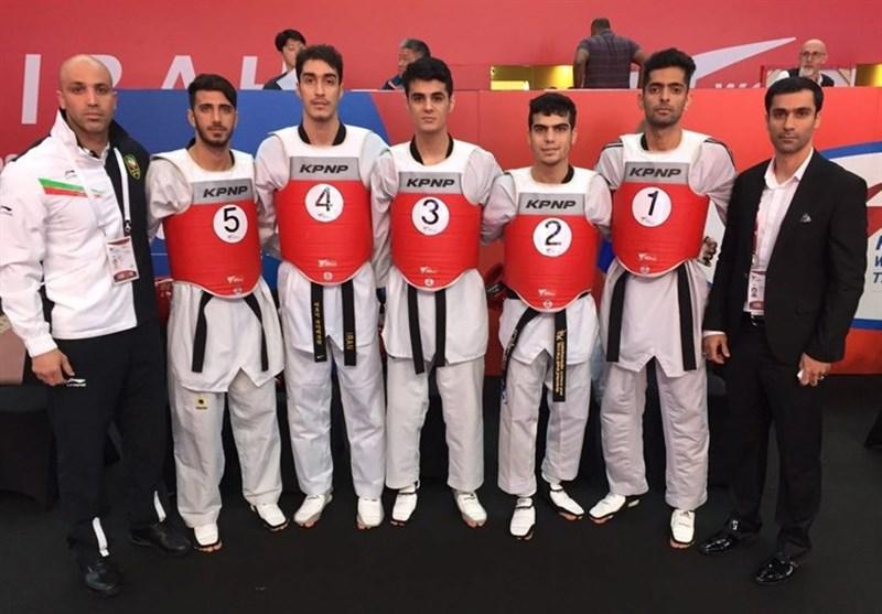 Iran Crowned World Taekwondo Team Champion