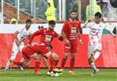 لیگ برتر فوتبال| زور پرسپولیس و تراکتورسازی به هم نرسید