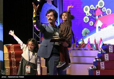 اختتامیه بیست و پنجمین جشنواره بین المللی تئاتر کودک و نوجوان همدان