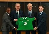 فوتبال جهان| میک مککارتی سرمربی تیم ملی ایرلند شد/ یک گزینه دیگر کیروش پرید!