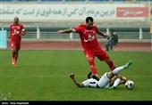 لیگ برتر فوتبال| پیروزی یک نیمهای پدیده مقابل ماشینسازی