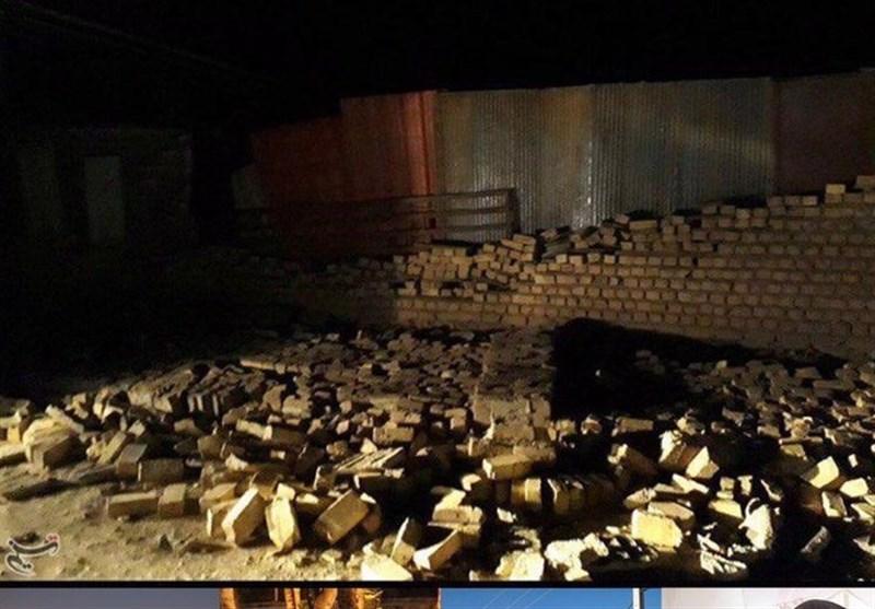 146 روستا در مناطق زلزلهزده کرمانشاه دچار کدورت آب شدند