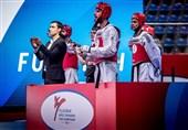پیام خانلرخانی: خوشحالم تکواندو ایران از آزمون جامجهانی سربلند بیرون آمد/ مهماندوست به تنهایی یک تیم است