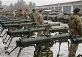قصد اوکراین برای ایجاد دو پایگاه نظامی مطابق استاندارد ناتو در دونباس