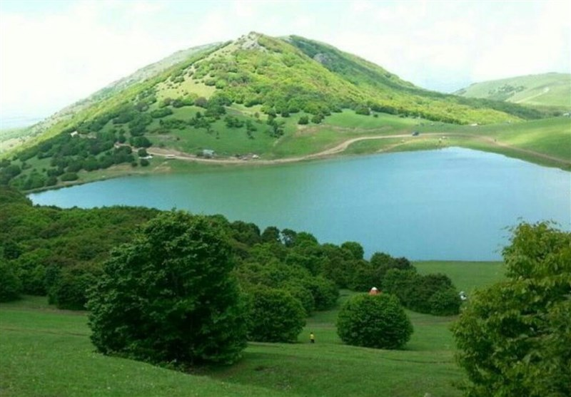 Soha Lake in Namin Mountains, Northwest of Iran - Tourism news