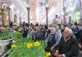 تصاویر/ حالوهوای حرم امام حسین(ع) در کربلا روز ولادت پیامبر اکرم(ص)