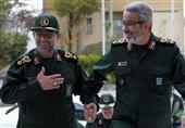 فرمانده نیروی دریایی سپاه با سردار غیبپرور دیدار کرد