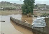 لرستان|بارش شدید باران در پلدختر؛ 9 اکیپ اداره برق به حالت آمادهباش درآمدند