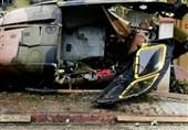 سقوط هلی کوپتر نظامی در استانبول 4 کشته به همراه داشت