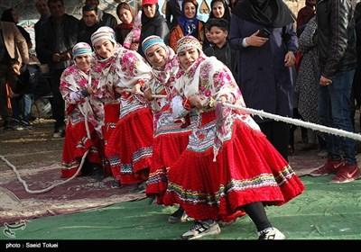 جشنواره بازی های بومی و محلی و غذاهای سنتی
