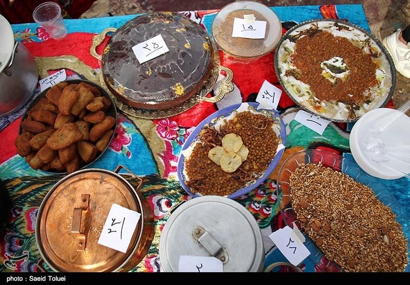 تهران  جشنواره بازیهای بومی محلی و غذاهای سنتی اقوام ایرانیبرگزار شد