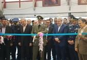 رونمایی از 3 فناوری صنعت هوایی و هوانوردی با حضور وزیر دفاع در کیش