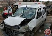 زخمی شدن 3 نظامی صهیونیست در عملیات استشهادی در کرانه باختری