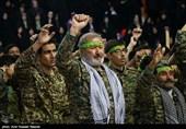 اجتماع بزرگ بسیجیان استان کردستان برگزار شد / حمایت تمام قد کُردها از نظام