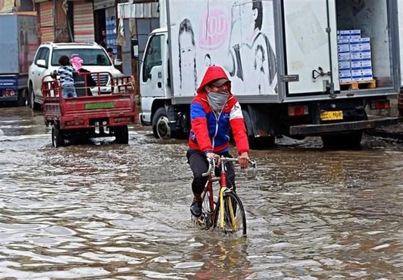 Irak'ta Sel Felaketi