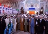 غیرملکی دانشوروں کی مزار امام خمینی پرحاضری اور فاتحہ خوانی