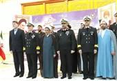 تجدید میثاق فرماندهان نداجا با آرمانهای بنیانگذار انقلاب