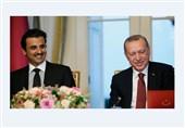 توسعه روابط نظامی قطر و ترکیه