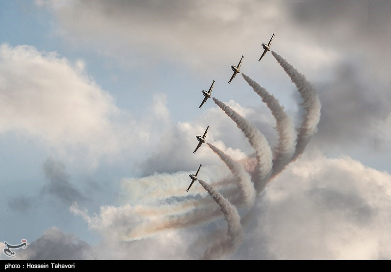 Iran Airshow 2018 Underway on Kish Island