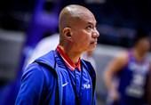 سرمربی تیم ملی بسکتبال فیلیپین: فشار زیادی روی ما برای پیروز شدن مقابل ایران وجود دارد