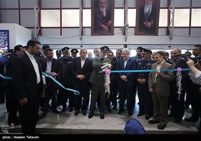 نهمین همایش و نمایشگاه بین المللی صنایع هوایی و هوانوردی کشور در کیش
