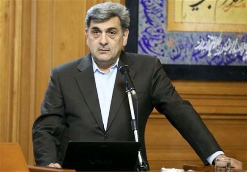 حناچی: تهران تا آستانه وقوع سیل پیش رفت