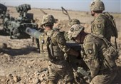 نیروهای آمریکایی در افغانستان زیر آتش مستقیم قرار گرفتند