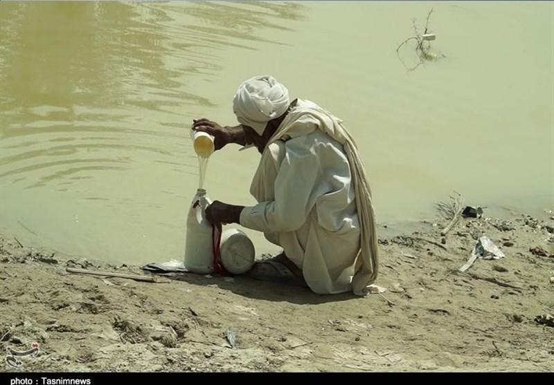 بحران آب در بلوچستان| بیآبترین روستاییان ایران به سد زیردان دلخوش کنند؟+فیلم