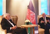 Iran's FM Meets Afghan Leaders in Switzerland